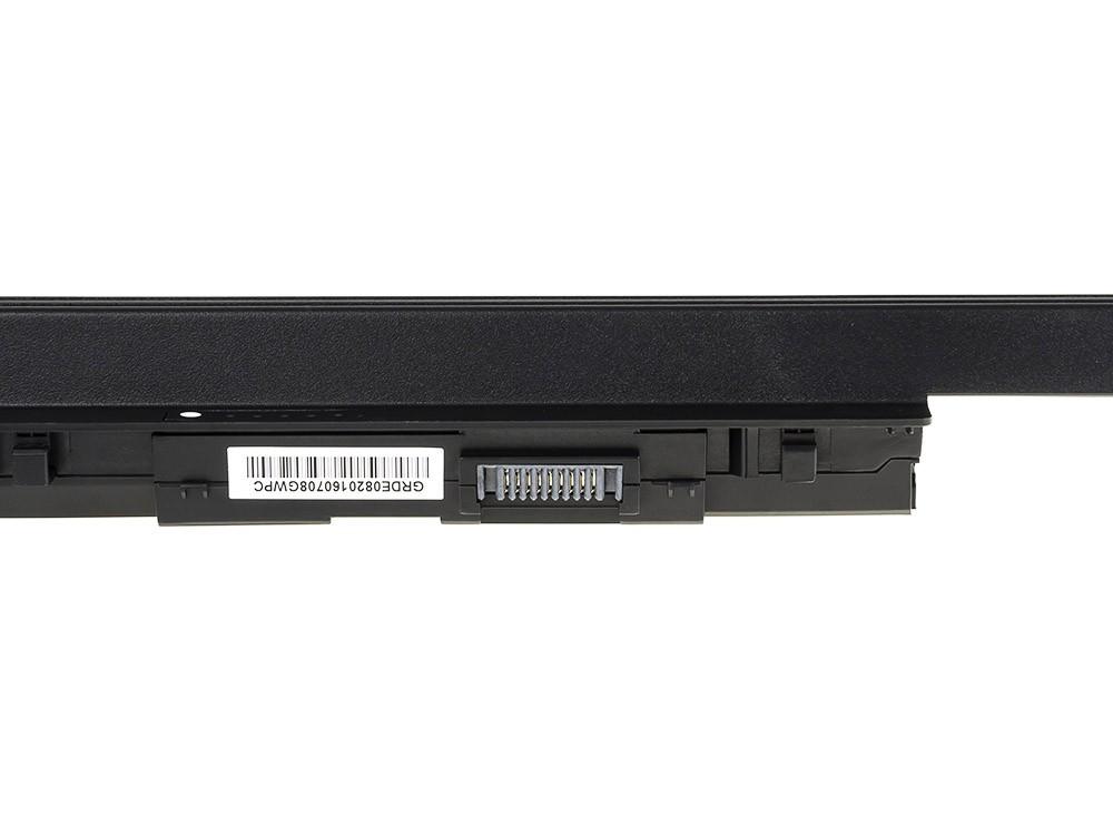 Green Cell Battery for Dell Studio 15 1535 1536 1537 1550 1555 1558 / 11,1V 6600mAh