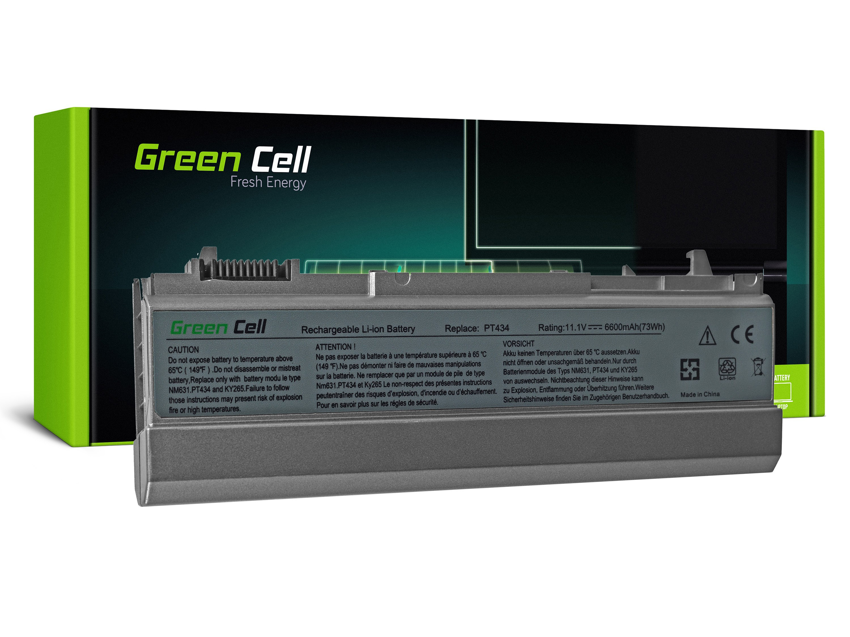 Green Cell Baterie pro Dell Latitude E6400 E6410 E6500 E6510 / 11,1V 6600mAh