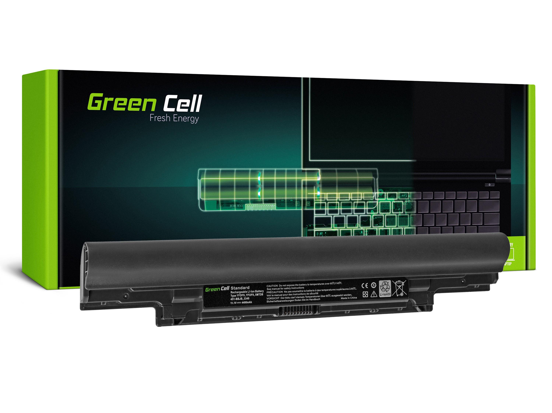 Green Cell DE108 Baterie Dell 451-BBIY/451-BBIZ/451-BBJB/7WV3V/H4PJP/JR6XC/YFDF9 4400mAh Li-ion - neoriginální