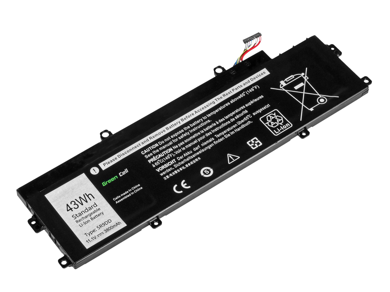Green Cell DE114 Baterie Dell Chromebook 11 3120 43Wh Li-Pol – neoriginální