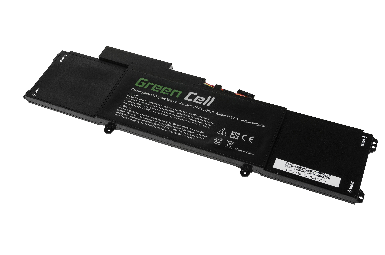 Green Cell DE120 Baterie Dell XPS 14 L421x 4600mAh Li-Pol – neoriginální