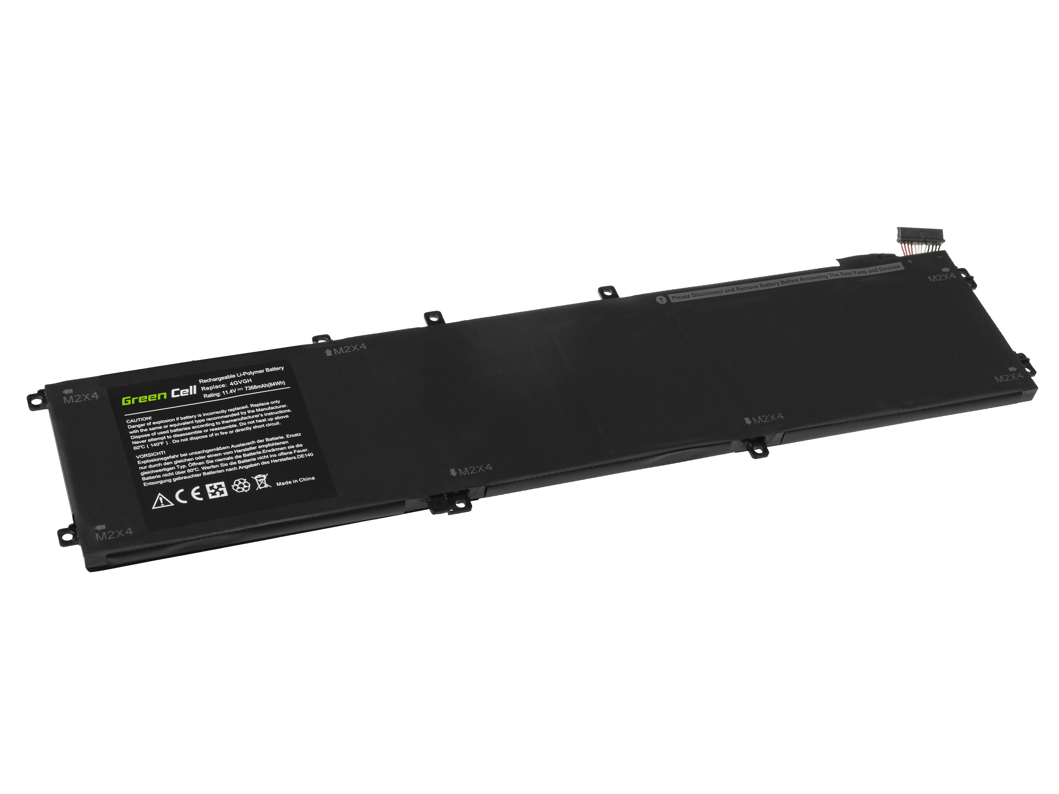 Green Cell Baterie 4GVGH pro Dell XPS 15 9550, Dell Precision 5510