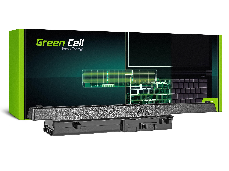 Green Cell Battery for Dell Studio 17 1745 1747 1749 / 11,1V 6600mAh
