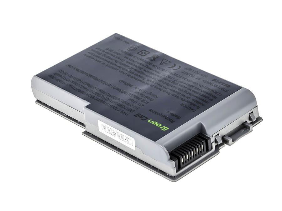 Green Cell DE23 Baterie Dell Latitude D500 D505 D510 D520 D530 D600 D610 4400mAh Li-ion - neoriginální