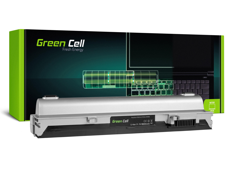 Green Cell DE28 Baterie Dell Latitude E4300/E4300N/E4310/E4320/E4400/PP13S 6600mAh Li-ion - neoriginální