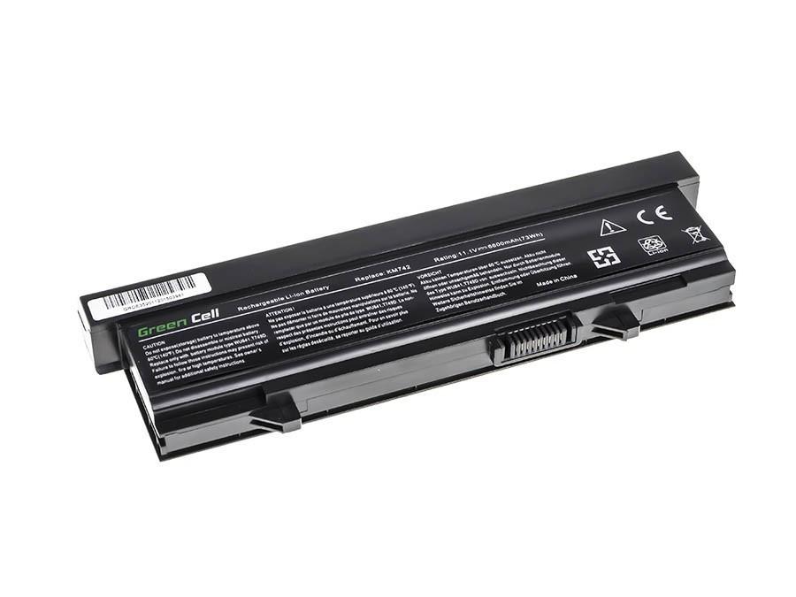 Green Cell Baterie pro Dell Latitude E5400 E5410 E5500 E5510 / 11,1V 6600mAh