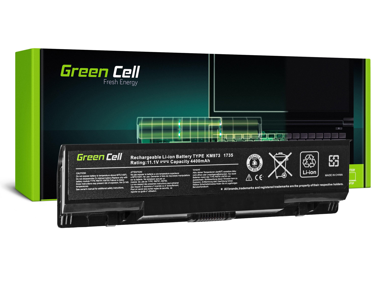 Green Cell DE36 Baterie Dell Studio 17/1735/1736/1737/Inspiron 1737 4400mAh Li-ion - neoriginální