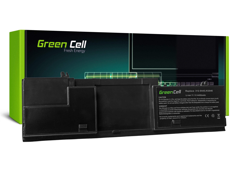 Green Cell DE44 Baterie Dell Latitude D420/D430 4400mAh Li-ion - neoriginální