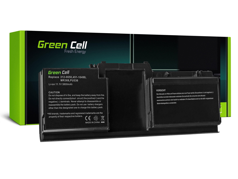 Green Cell Baterie pro Dell Latitude Tablet XT1 PC XT2 XFR / 11,1V 3800mAh