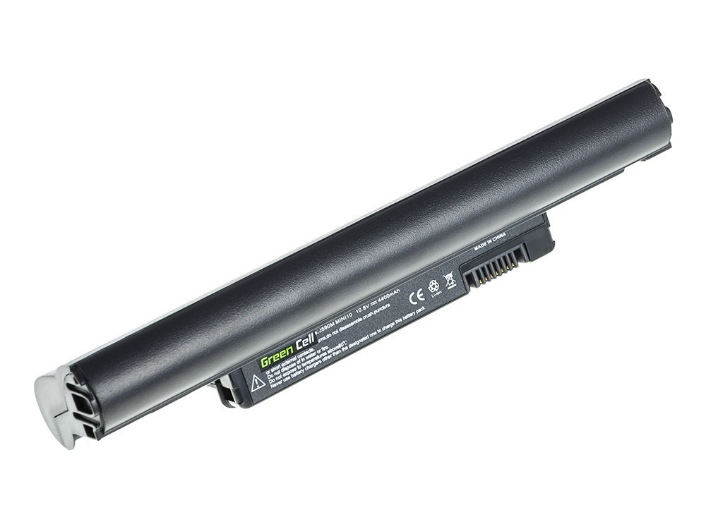 Green Cell DE50 Baterie Dell Inspiron Mini 10/1010/1011/10v/1011/1010/1110/11z 4400mAh Li-ion - neoriginální