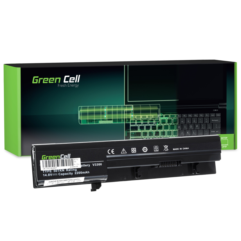 Green Cell DE52 Baterie Dell Vostro 3300/3350 2200mAh Li-ion - neoriginální