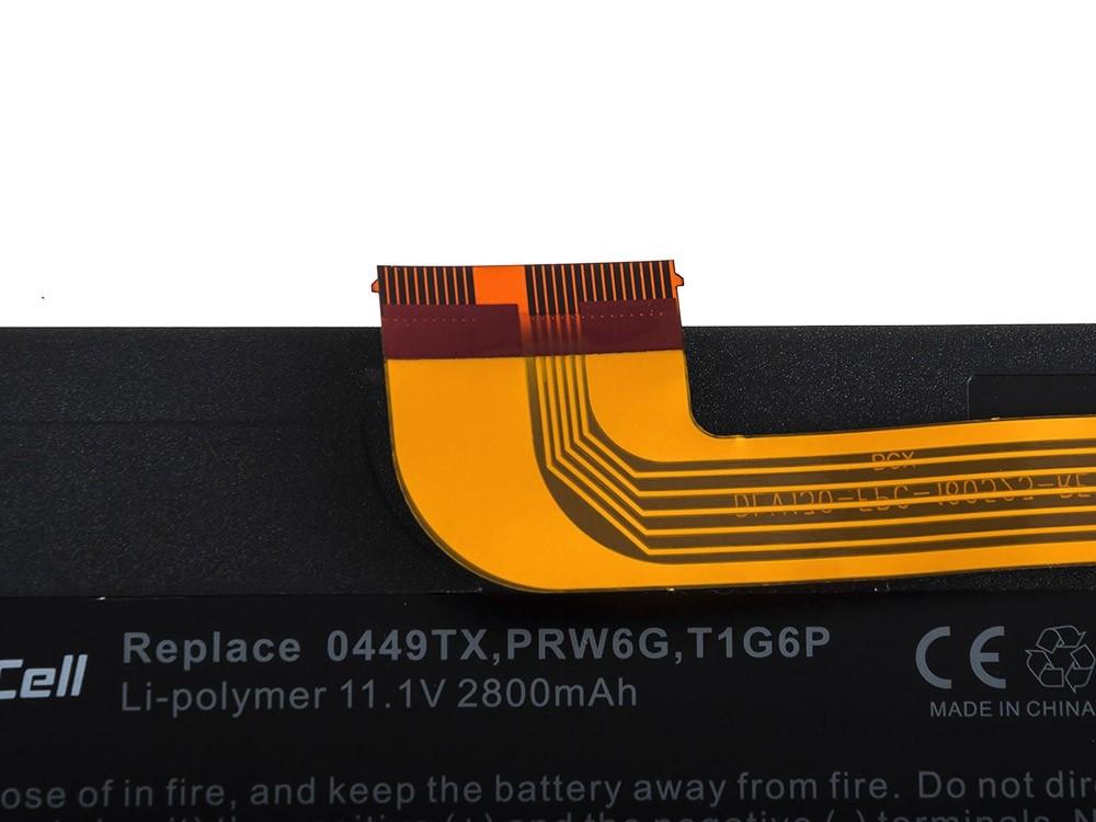 Green Cell DE54 Baterie Dell Vostro V13/V13Z/V130/V131/V1300 2700mAh Li-Pol – neoriginální