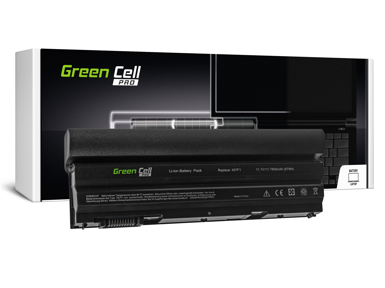 Green Cell DE56TPRO Baterie Dell Latitude E6420/E6520 7800mAh Li-ion - neoriginální