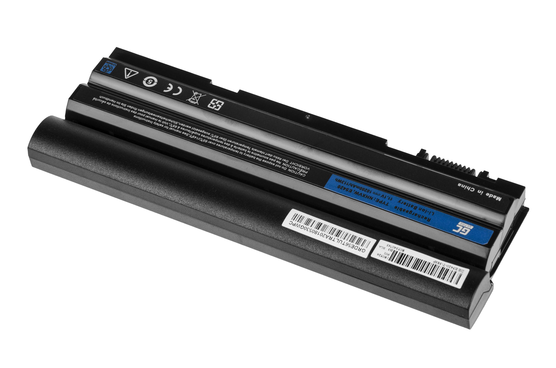Green Cell PRO Battery for Dell Latitude E5520 E6420 E6520 E6530 (rear) / 11,1V 10200mAh