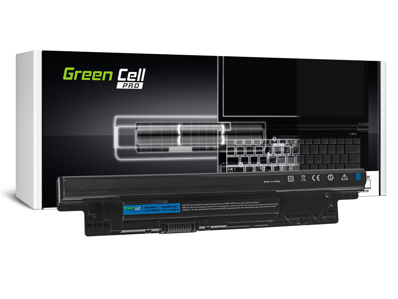 Green Cell PRO Baterie pro Dell Inspiron 3521 5521 5537 5721 / 11,1V 5200mAh