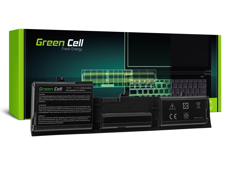 Green Cell DE70 Baterie Dell Inspiron 15 3521 3537 15R 5521 5537 5535 17 3721 5749 4400mAh Li-ion - neoriginální