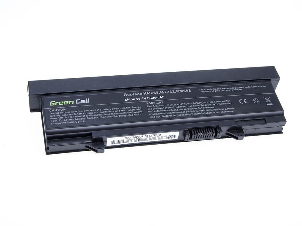 Green Cell Battery for Dell Latitude E5400 E5410 E5500 E5510 / 11,1V 8800mAh