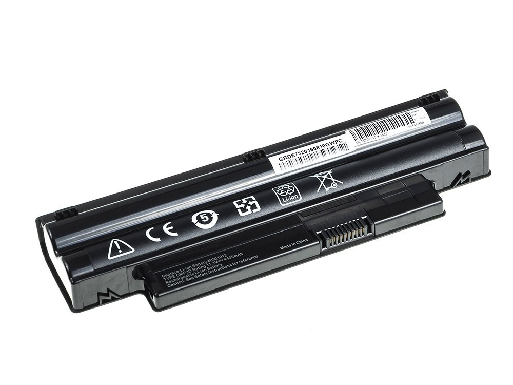 Green Cell Battery for Dell Inspiron Mini 1012 1018 / 11,1V 4400mAh