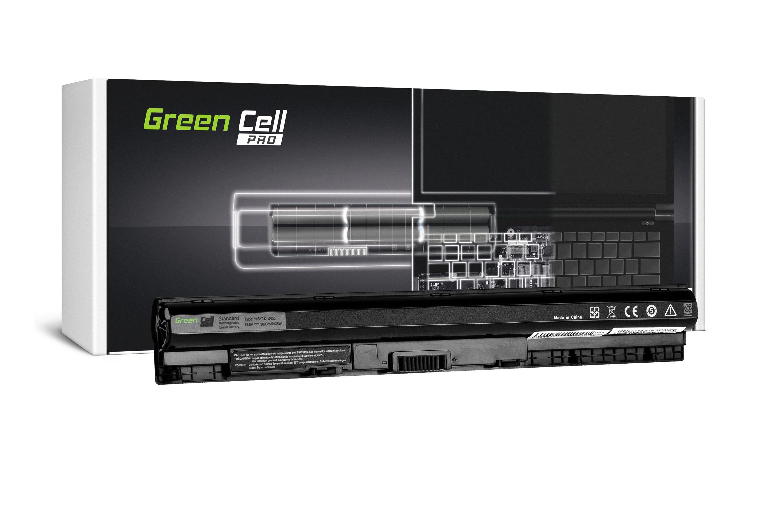 Green Cell PRO Baterie pro Dell Inspiron 3451 3555 3558 5551 5552 5555 / 14,4V 2600mAh