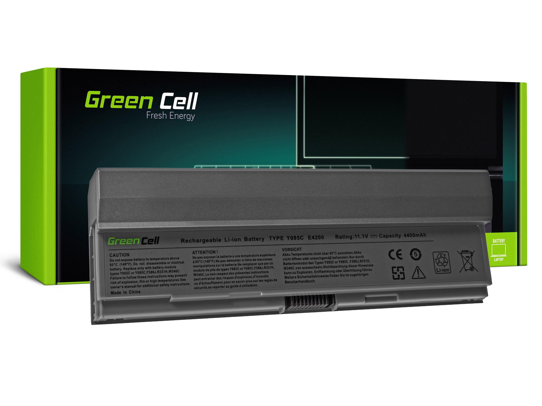 Green Cell DE78 Baterie Dell Latitude E4200 E4200n 4400mAh Li-ion - neoriginální