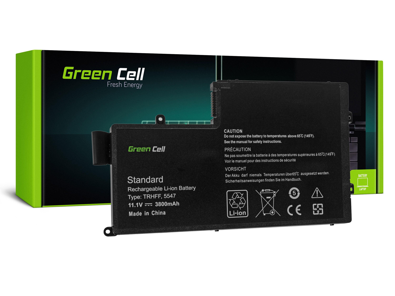 Green Cell DE83 Baterie Dell 0PD19/1V2F6/TRHFFInspiron 14/Inspiron 15 3400mAh Li-Pol – neoriginální