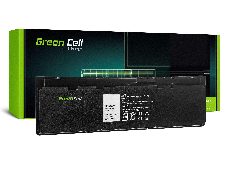 Green Cell DE92 Baterie Dell Latitude E7240 E7250 E7450 6100mAh Li-Pol – neoriginální