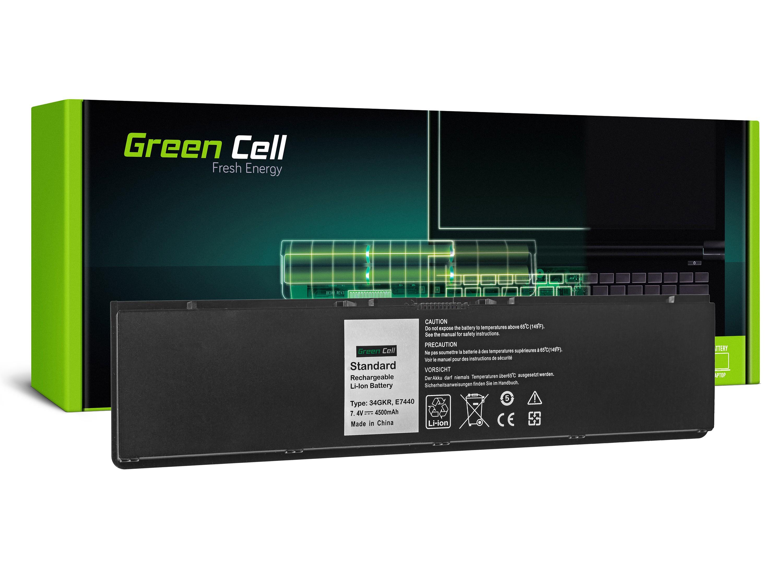 Green Cell Baterie pro Dell Latitude E7440 / 7,4V 4500mAh