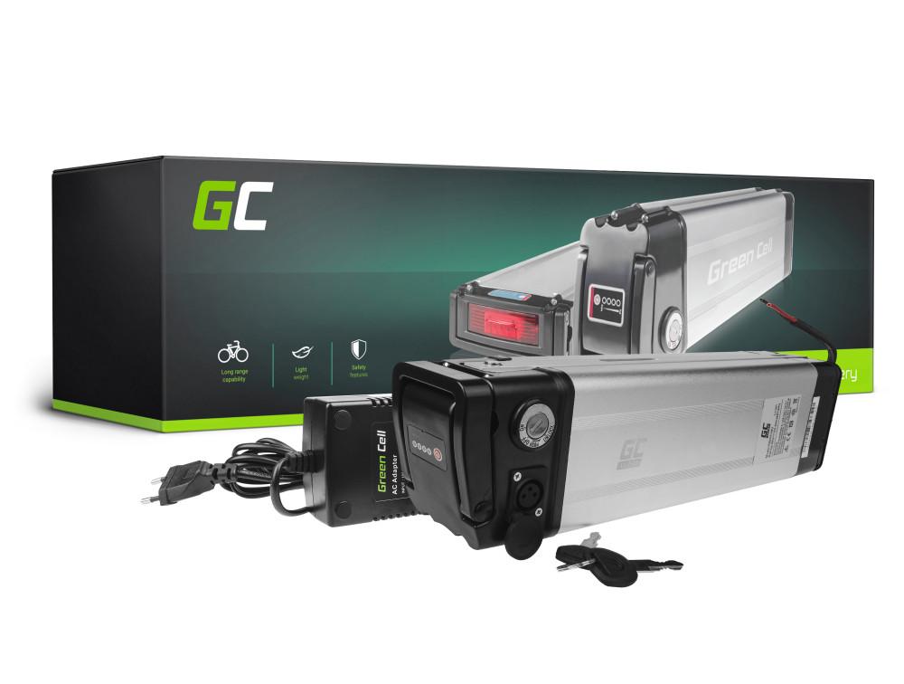 Green Cell eBike akkumulátor 36V 23,8Ah 857Wh E-Bike Pedelec