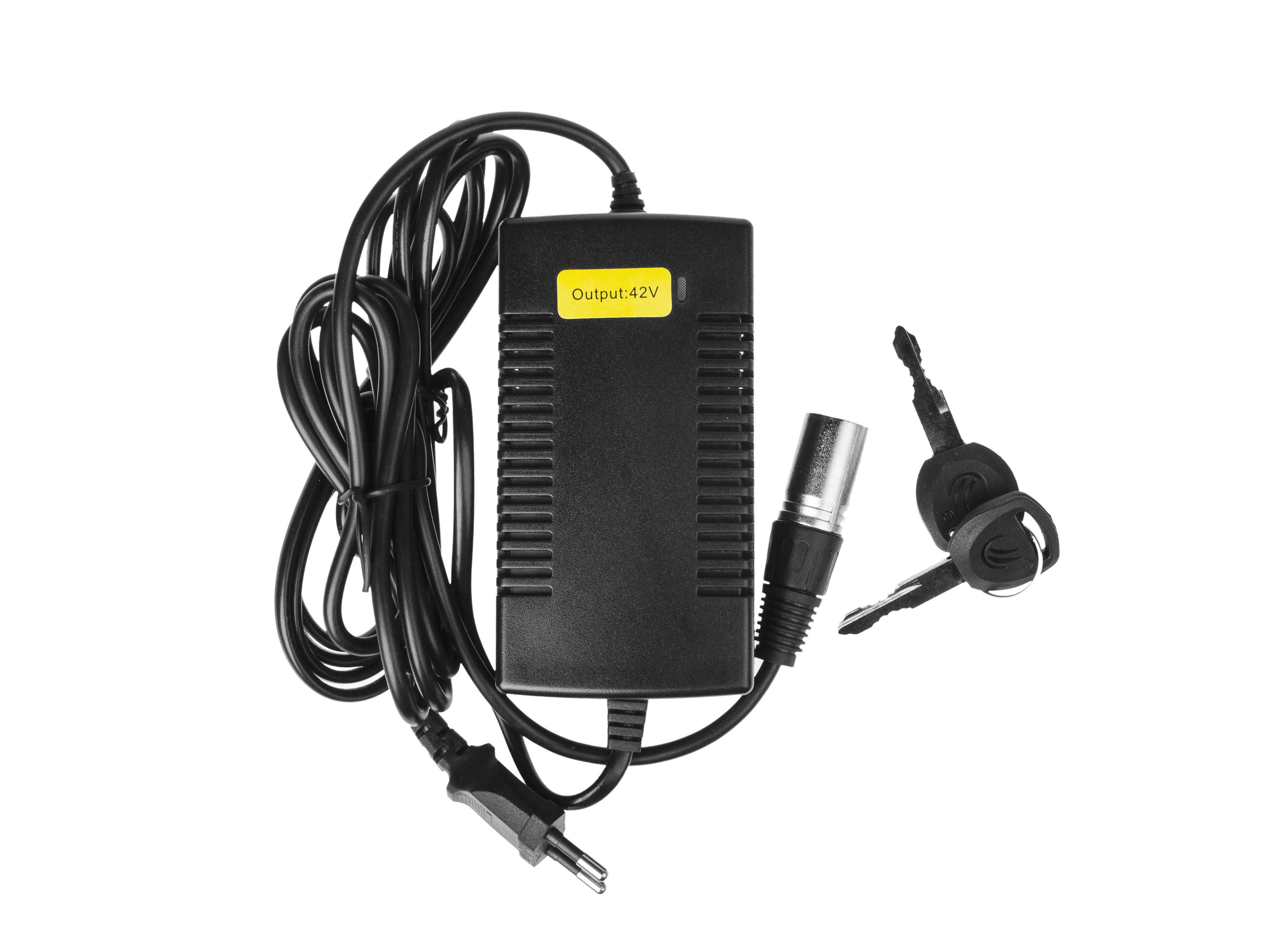 Green Cell eBike Battery Silverfish 36V 23,8Ah 857Wh E-Bike Pedelec