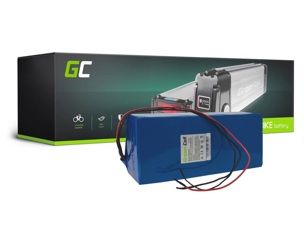 Green Cell eBike Akkumulátor 48V 17,4Ah 835Wh E-Bike Pedelec