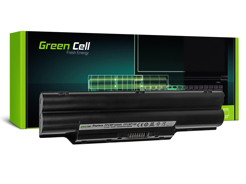 Green Cell FS07 Baterie Asus FPCBP145 FPCBP282, Fujitsu LifeBook E751 E752 E781 E782 P770 P771 P772 S710 S751 S752 S760 S761 S762 4400mAh Li-ion - neoriginální