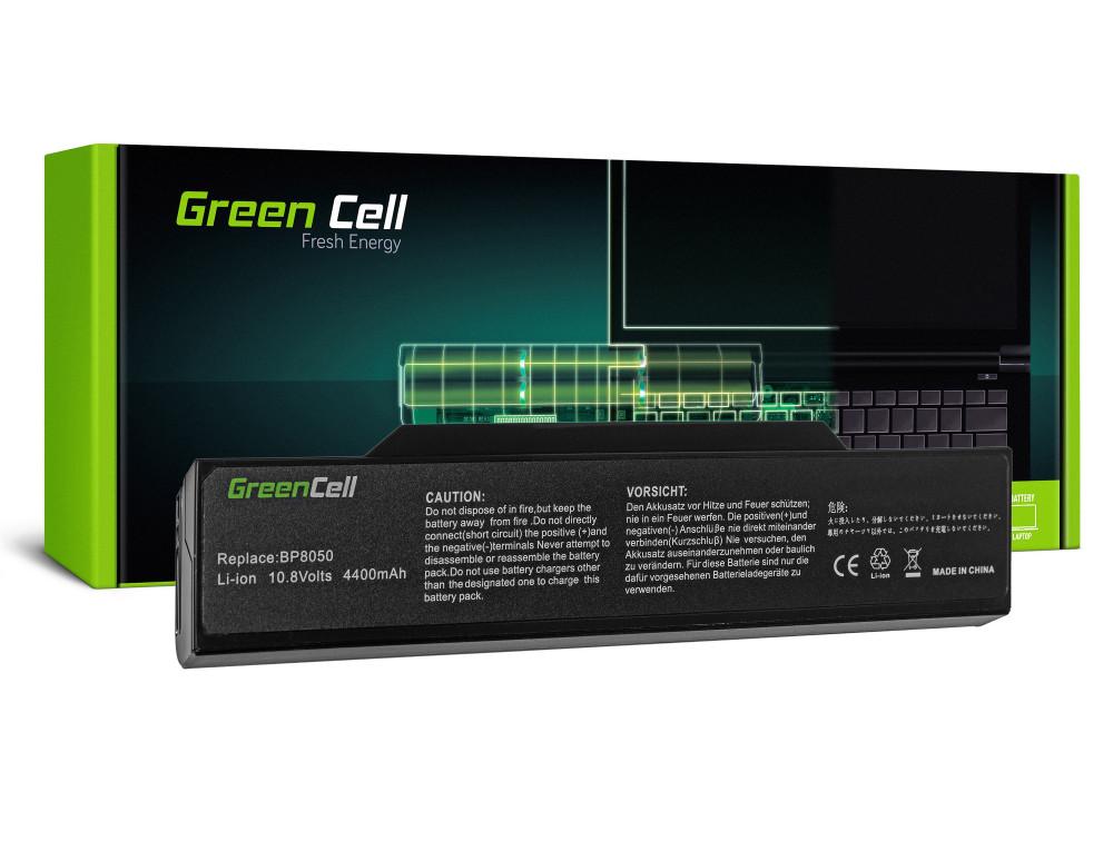 Green Cell akkumulátor Fujitsu-Siemens D1420 L1300 L7310 / 11,1V 4400mAh