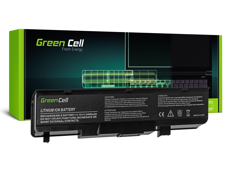Green Cell FS09 Baterie Fujitsu-Siemens K50/L450 Amilo Pro V2030/V2035/V2055/V3515 4400mAh Li-ion - neoriginální