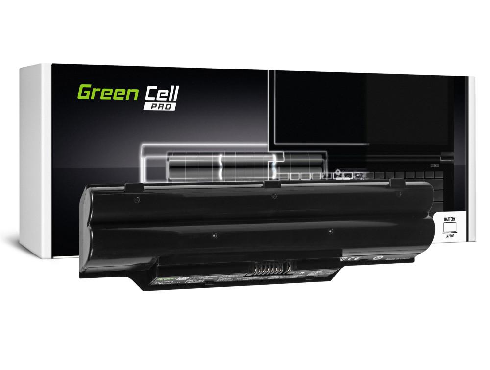 Green Cell Pro akkumulátor Fujitsu-Siemens LifeBook A530 A531 AH530 AH531 / 11,1V 5200mAh