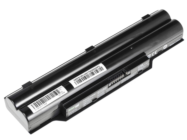 Green Cell PRO Battery for Fujitsu-Siemens LifeBook A530 A531 AH530 AH531 / 11,1V 5200mAh