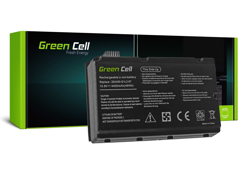 Green Cell FS15 Baterie Fujitsu-Siemens AMILO Pi3540/Xi2550 4400mAh Li-ion - neoriginální
