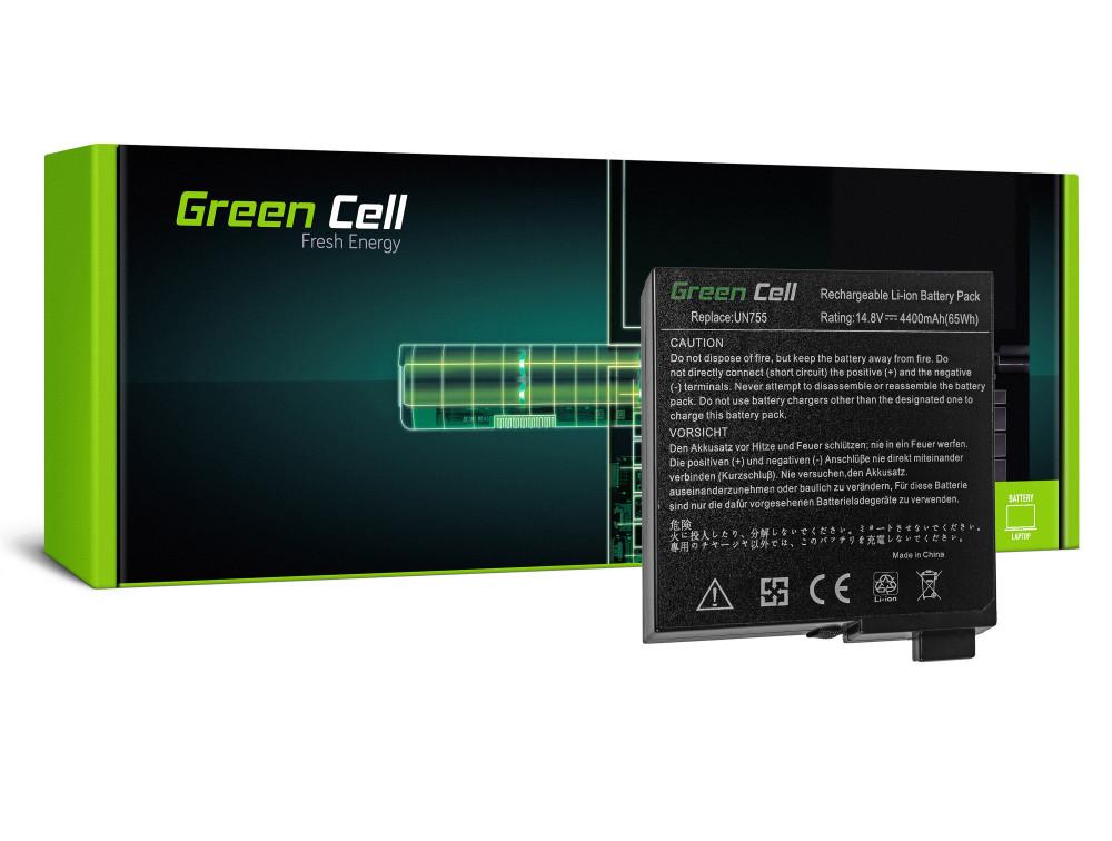 Green Cell akkumulátor Fujitsu-Siemens Amilo A8620 A7620 D6830 D7800 D7830 / 14,4V 4400mAh