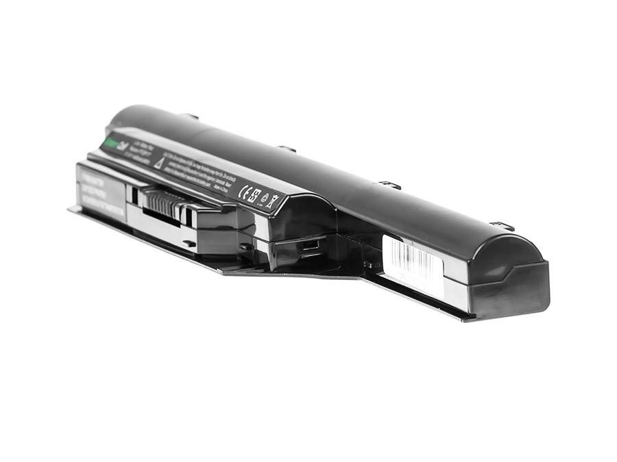 Green Cell FS17 Baterie Fujitsu-Siemens LifeBook S6510/S6520/S7210/S7220 4400mAh Li-ion - neoriginální