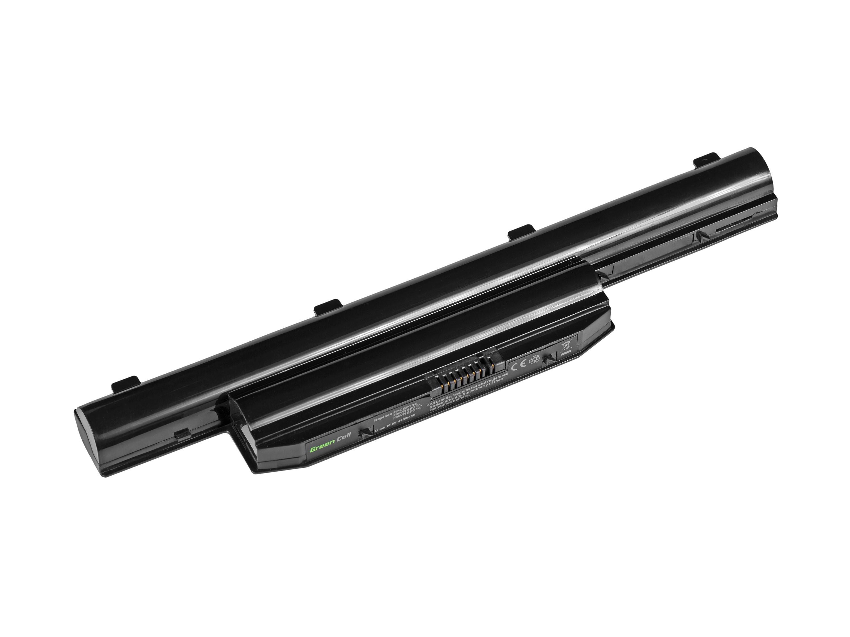 Green Cell Baterie pro Fujitsu LifeBook LH532 / 11,1V 4400mAh