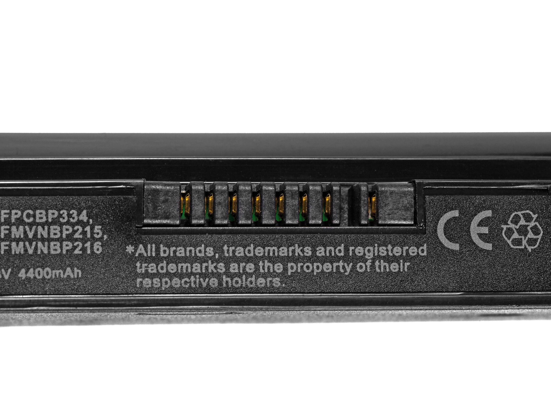 Green Cell FS26 Baterie Fujitsu LifeBook LH532 4400mAh Li-ion - neoriginální