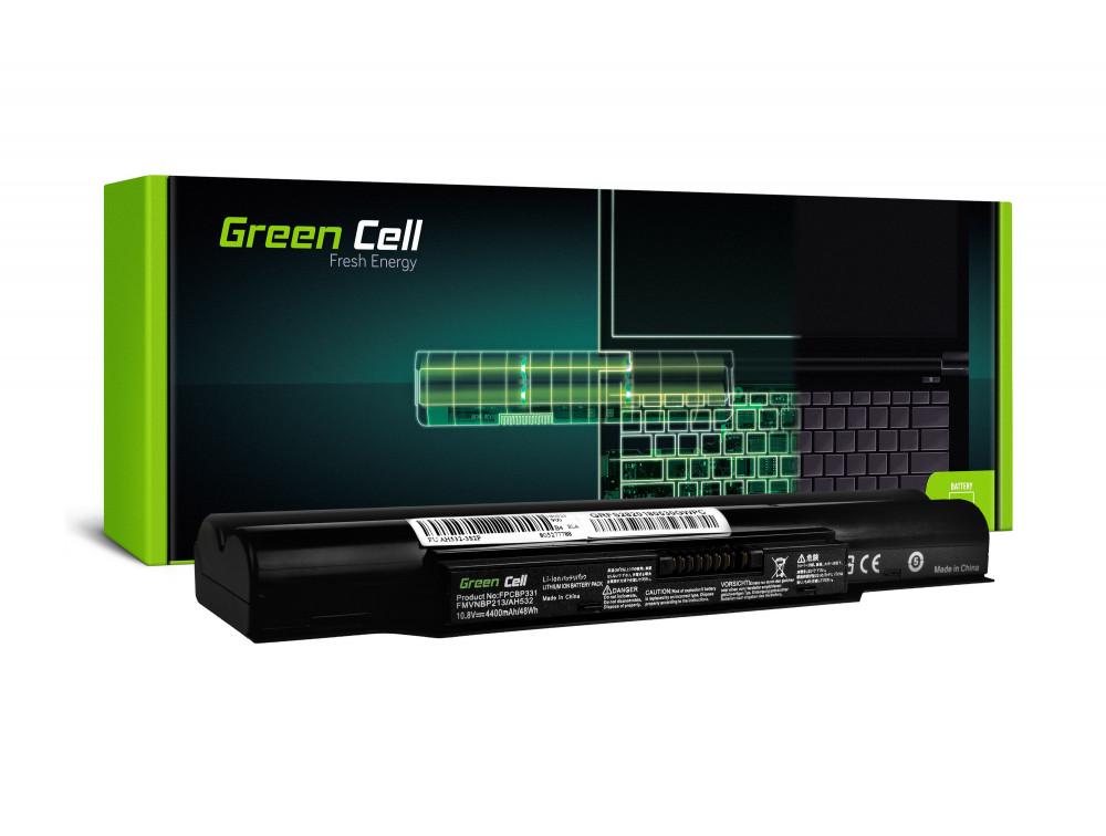 Green Cell akkumulátor Fujitsu Lifebook A532 AH532 / 11,1V 4400mAh