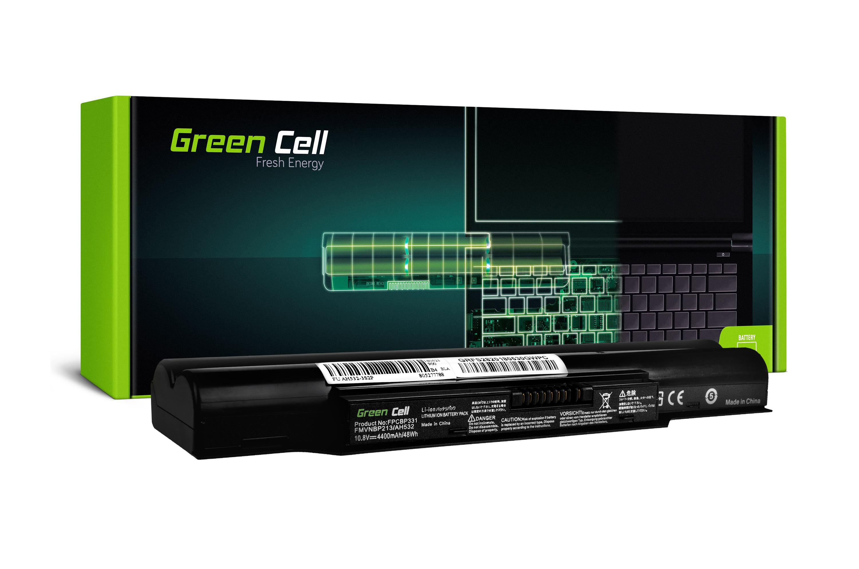 Green Cell FS29 Baterie Fujitsu FPCBP331/FMVNBP213/Fujitsu Lifebook A532/AH532 4400mAh Li-ion - neoriginální