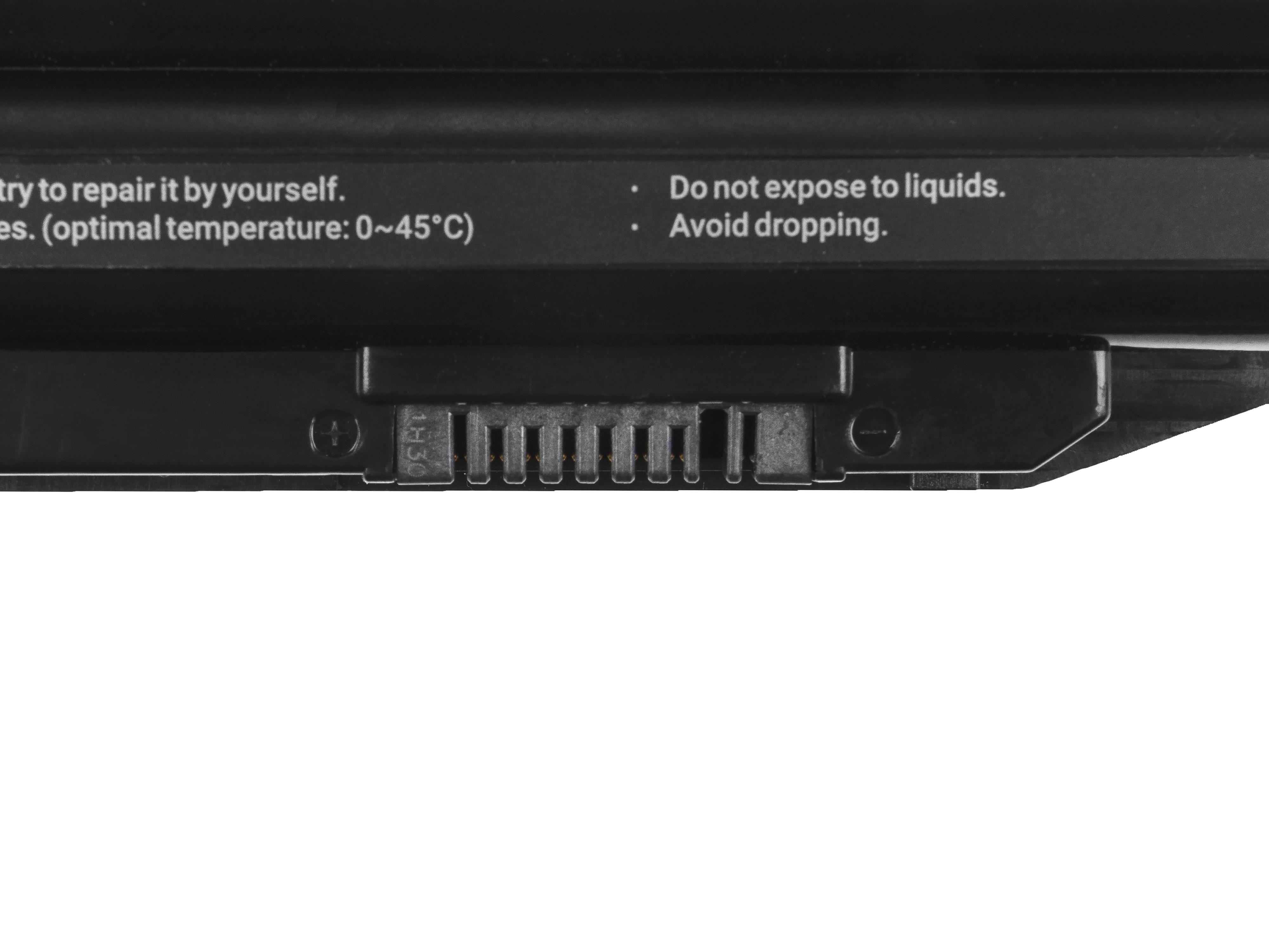 Green Cell FS30 Baterie Fujitsu LifeBook A514 A544 A555 AH544 AH564 E547 E554 E733 E734 E743 E744 E746 E753 E754 S904 2000mAh Li-ion - neoriginální