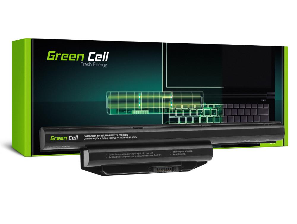 Akkumulátor Green Cell Fujitsu LifeBook A514 A544 A555 AH544 AH564 E547 E554 E733 E734 E743 E744 E746 E753 E754 S904