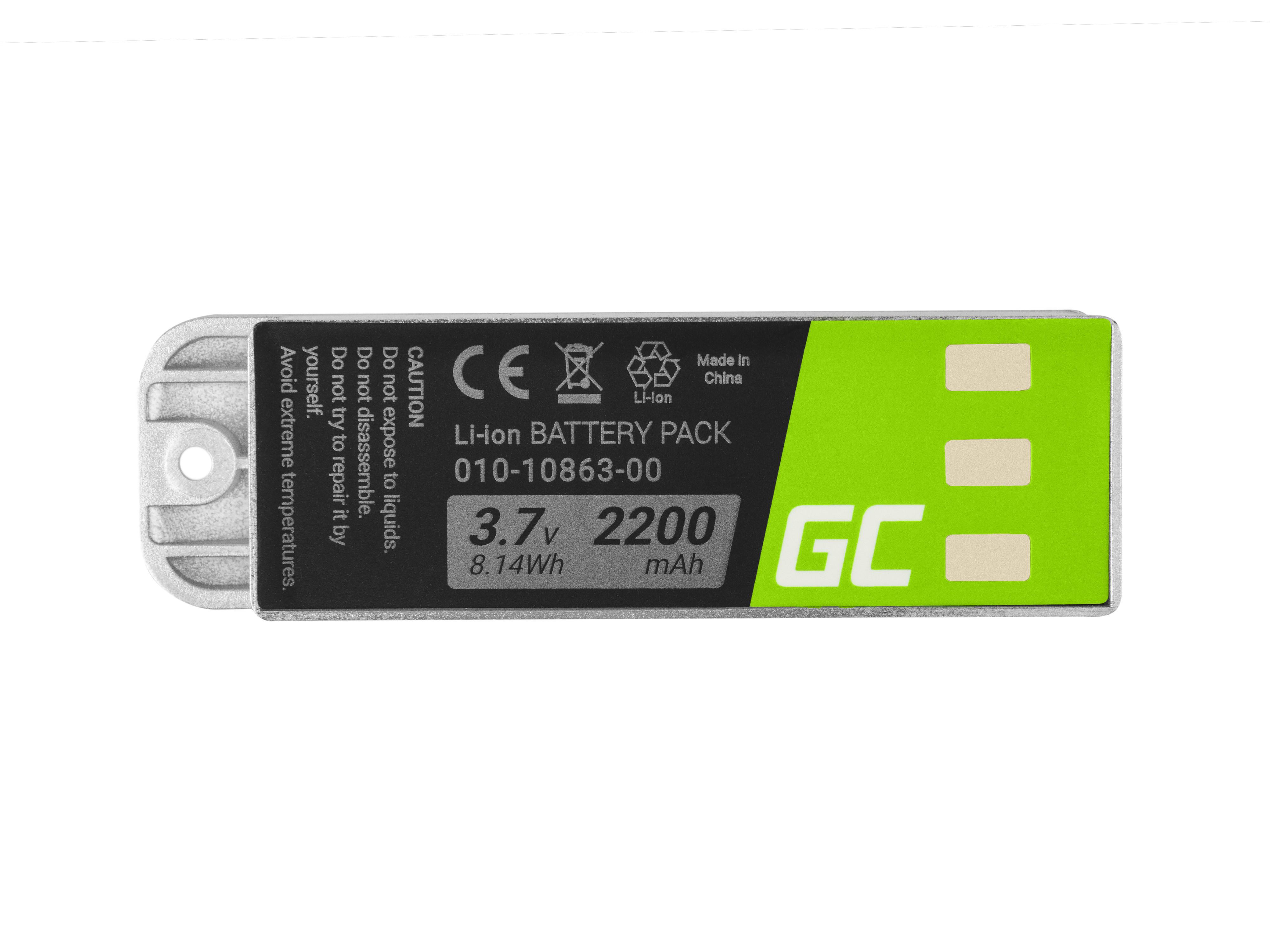 Green Cell GPS Baterie 010-10863-00 Garmin Zumo 400 450 500 Deluxe