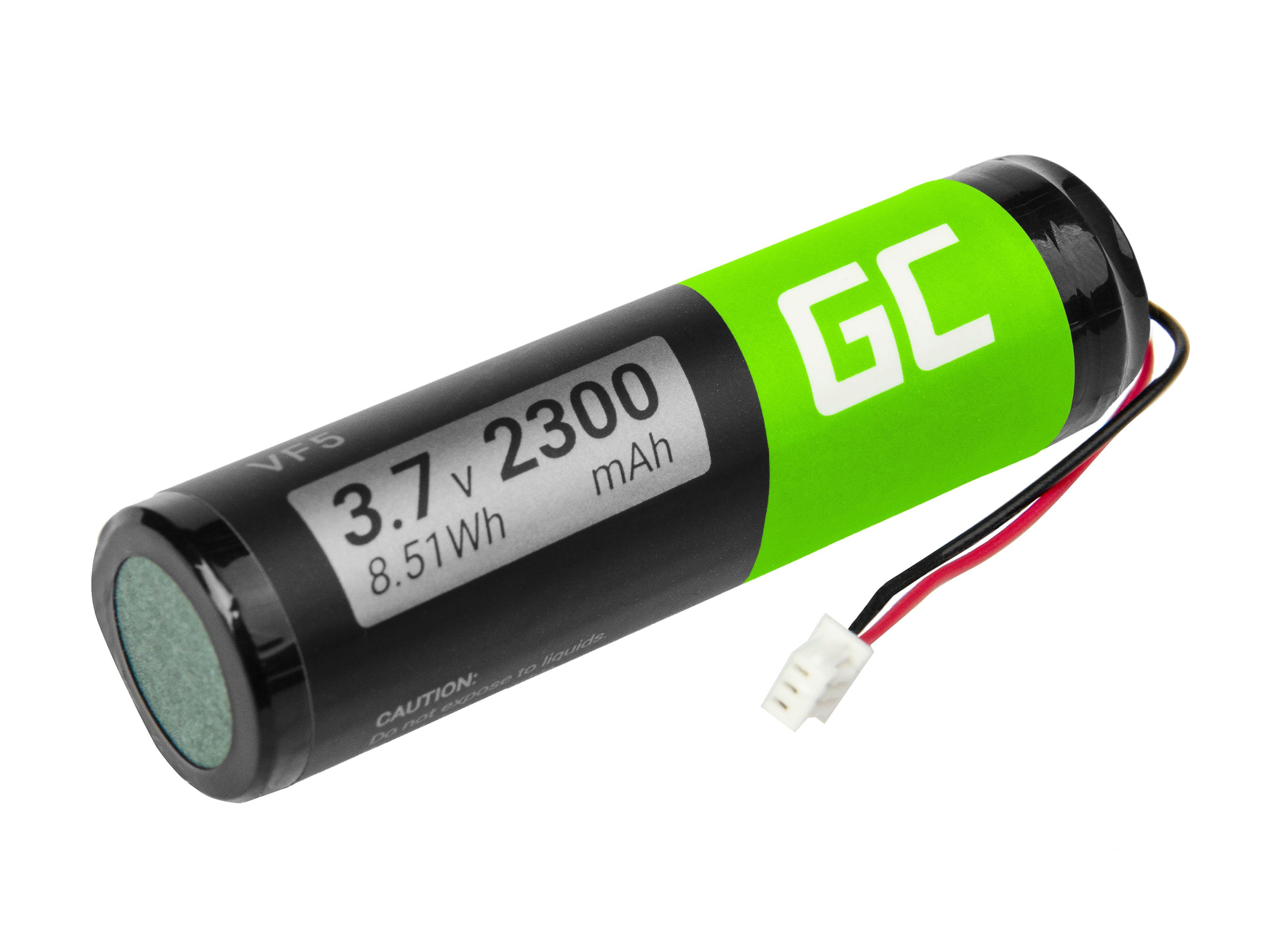 Green Cell Baterie TomTom VF5 pro GPS TomTom Go 300 400 4D00.001 500 510 510T 530 530T 700 700T 710 910 2300mAh Li-ion - neoriginální