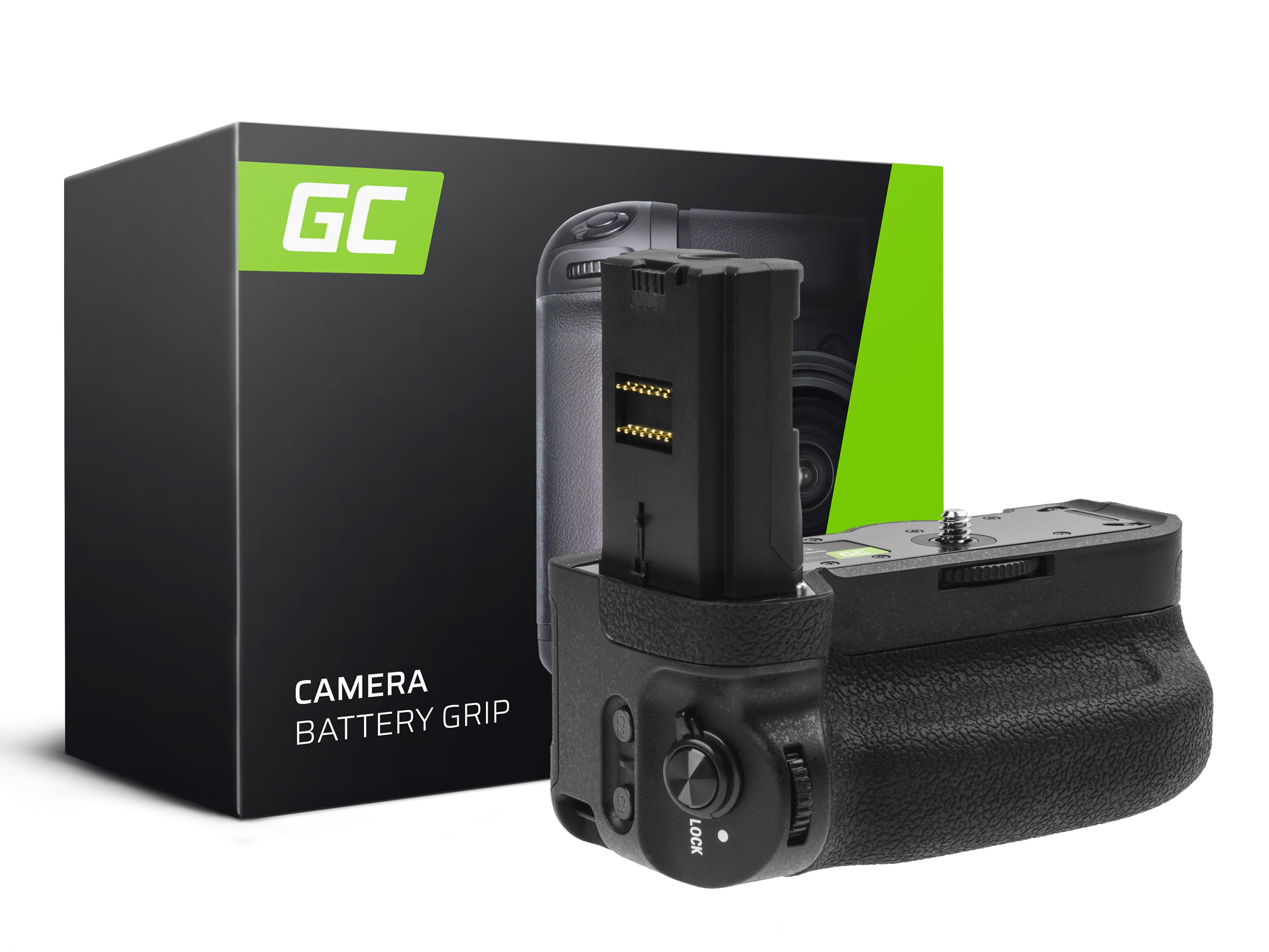 Grip Green Cell VG-C3EM for camera Sony α9 A9 α7 III A7 III α7R III A7R III