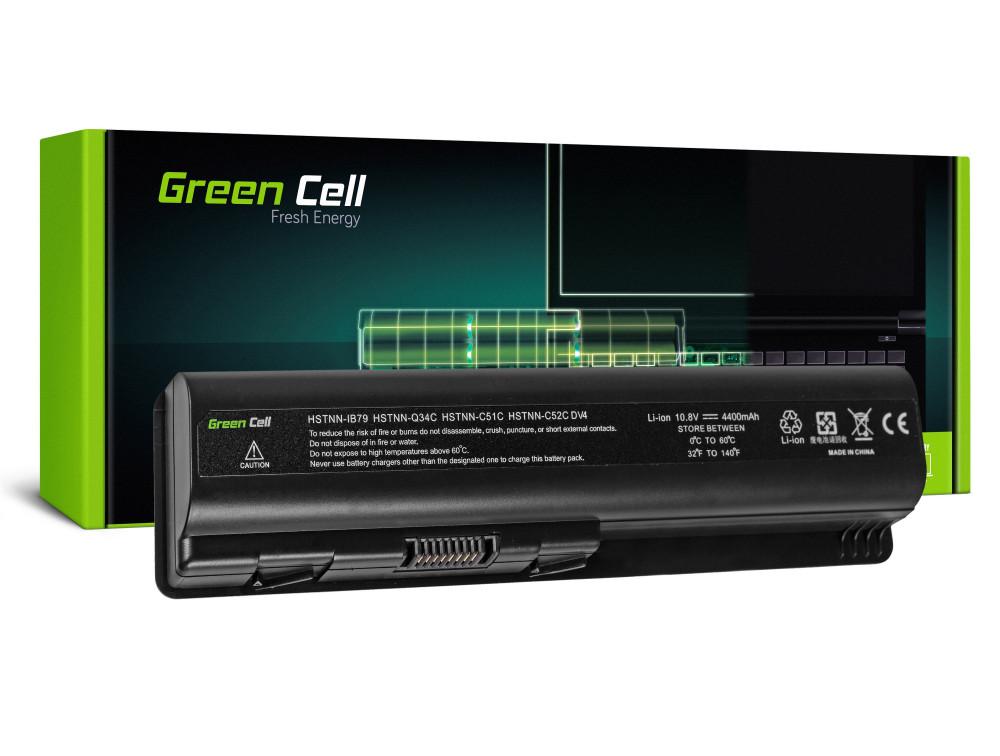 Green Cell akkumulátor HP DV5 DV6 DV4 CQ60 CQ70 G50 G70 / 11,1V 4400mAh