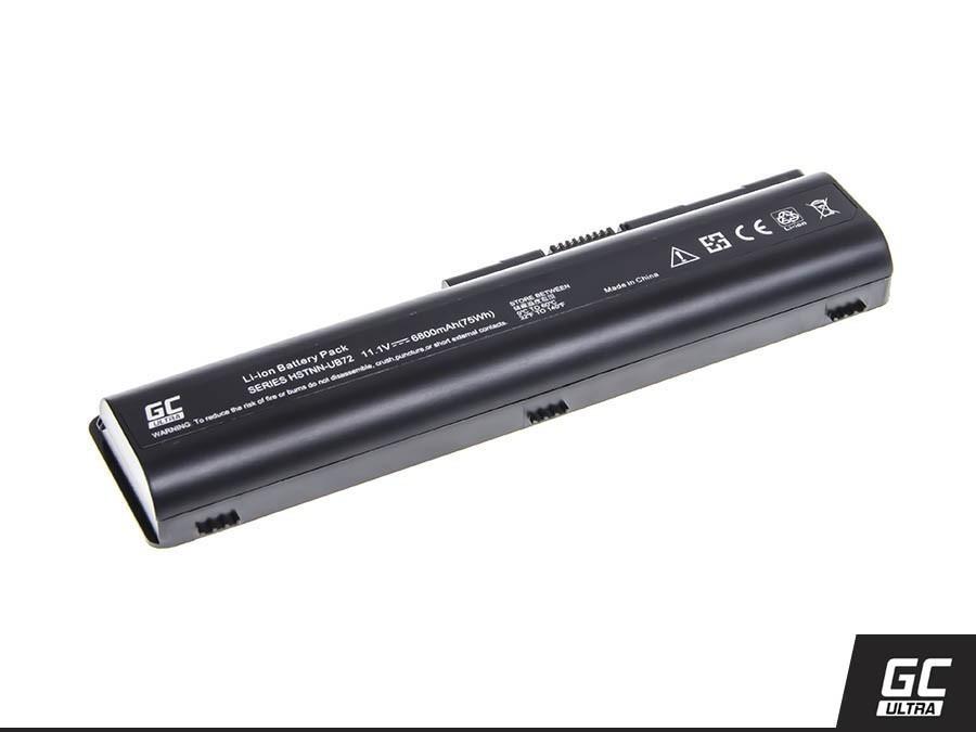 Green Cell HP01ULTRA Baterie HP G50 G60 G61 G70 Compaq Presario CQ60 CQ61 CQ70 CQ71 6800mAh Li-ion - neoriginální