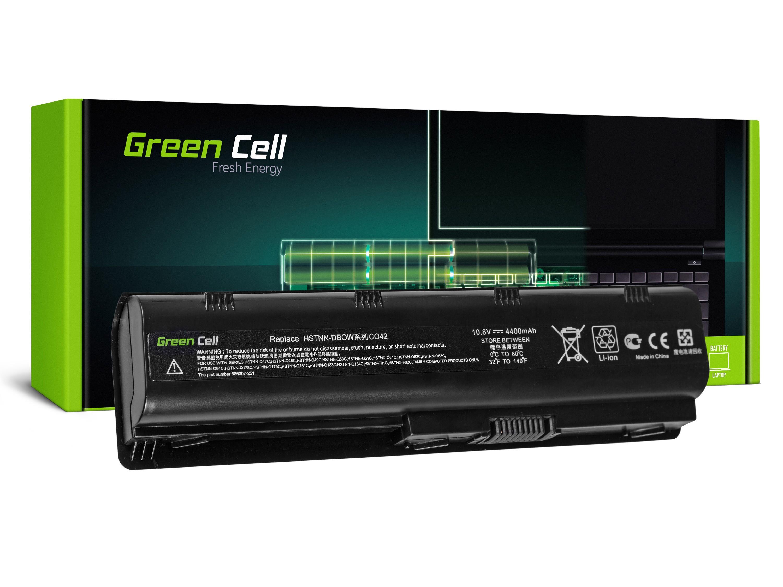 Green Cell HP03 Baterie HP MU06 HP 635 650 655 G6 G7 CQ62 4400mAh Li-ion - neoriginální